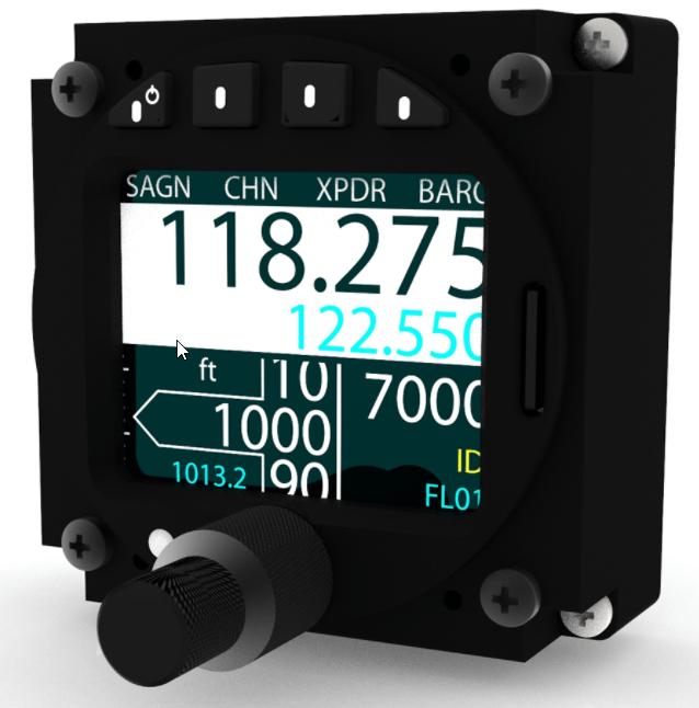Air Control Display