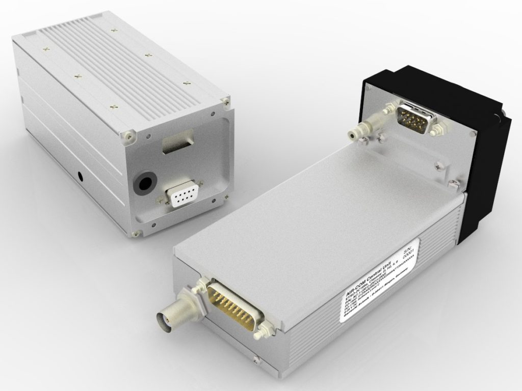 Air Com mit Air Control Display und Transponder